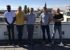 143 - Le nouveau réseau métropolitain Osiris pour l'E/R à Strasbourg